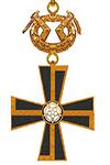 Mannerheim Kruis bij het Vrijheidskruis 1e Klasse