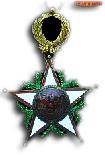 Orde van Ouissan Alaouitte - Commandeur