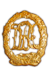 National Sports Badge in Gold