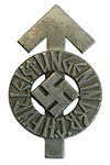 Hitler Youth Proficiency Badge in Silver