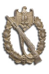 Infanterie Aanvals Badge