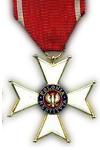 Order of Polonia Restituta - Knight
