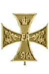 Kruis van Verdienste 1914-1918 voor Strijders 1e Klasse