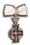 Kommandeur 1e Klasse in de Orde van de Dannebrog