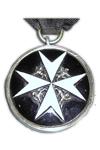 Schildknaap in de Orde van Sint Jan
