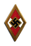 Hitleryouth Honour badge