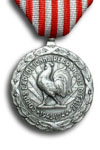 Commemorative Medal for the Italian Campaign 1943-1944
