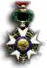 Chevalier de l' Ordre National de la Legion d'Honneur