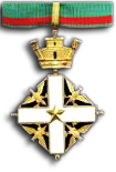 Grand Officer to the Order of Merit of the Italian Republic