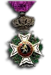 Knight to the Order of Leopold