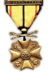 Medaille 3de Klasse van de Burgerlijke ereteken
