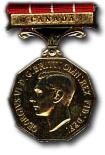 Lange- en trouwedienst medaille