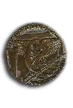 Railroad Strike Medallion 1944