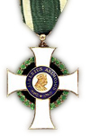 Ridderkruis 1e Klasse der Konijnklijke Saksische Albrechtsorde