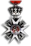 Ridder bij de St. Olafs Orde