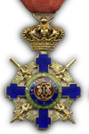Officer to the Order of the Star of Romania