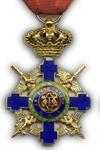 Officier in de Orde van de Ster van Roemenie