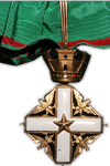 Commander to the Order of Merit of the Italian Republic