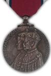 Jubileum Medaille voor King George V 1935