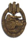 Tankgevecht Badge (zonder getal)