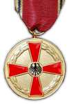 Medal for Merit to the Order of Merit of the Federal Republic of Germany