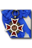 Grand Cross to the Order of the Crown of Romania
