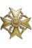 Spanienkreuz, Bronze