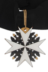 Honor-Knights Cross to the Order of Saint John