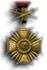 Krzyz Zaslugi - Bronze
