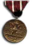 Army Medal for War 1939-1945