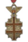 Orde van het Oorlogskruis 1e Klasse met Ster