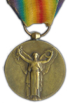 1914–1918 Inter-Allied Victory medal