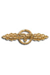 Combatclasp for Transport in Gold