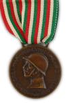 Herdenkingsmedaille van de Italiaanse-Oostenrijkse Oorlog 1915-1918