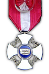Order of the Crown of Italy - Officer