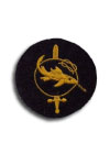 Krijgsbadge voor Kleine Eenheden 2e Graad