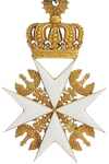 Rightfull-Knights Cross to the Order of Saint John
