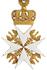 Rechtsritter-Kreuz zum Johanniterorden