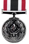 Medaille voor Speciale Dienst (SSM)