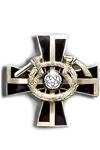 Mannerheim Kruis bij het Vrijheidskruis 2e Klasse