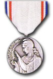 French Gratitude Medal in Silver