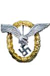 Gezamelijke Piloot-Observatie Badge (zonder diamanten)
