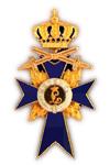 Offizierskruis der Orde van Militaire Verdienste