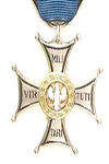 Oorlogsorde Virtuti Militari - Zilveren Kruis