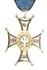 Order Wojenny Virtuti Militari - Krzyz Srebrny