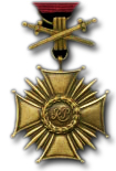 Cross of Merit in Brass