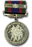 Canadese Vrijwilligers Medaille