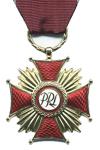 Kruis van Verdienste in Zilver