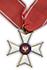 Order Odrodzenia Polski - Krzyz Komandorski
