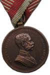 Bronze Medal for Bravery